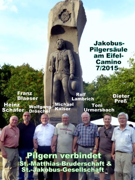 Pilgern verbindet