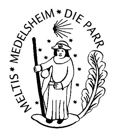 Pilgerstempel Medelsheim