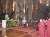 Gottesdienst in der Kathedrale von Santiago