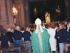 Gottesdienst, Einzug Bischof Henri Brincard